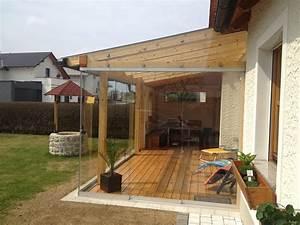 Pergola Glas Und Holz Vom Wintergartenbauer Schmidinger