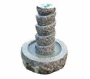 Springbrunnen Für Den Garten : dehner granit brunnen drill f r den garten 45 cm von dehner ansehen ~ Sanjose-hotels-ca.com Haus und Dekorationen