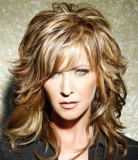 50 Beautifully Layered Hairstyles To Look Like Celebrity