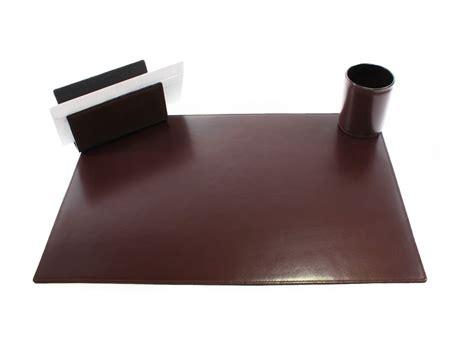 fabriquer un sous de bureau sous de bureau en cuir noir