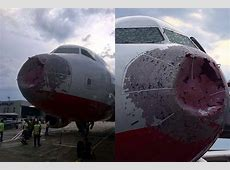 Hail vs airplanes – July 27, 2017 Istanbul, Turkey