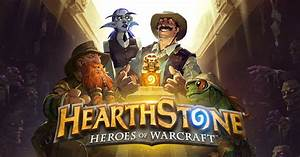 The Ruined City Card Sets Hearthstone