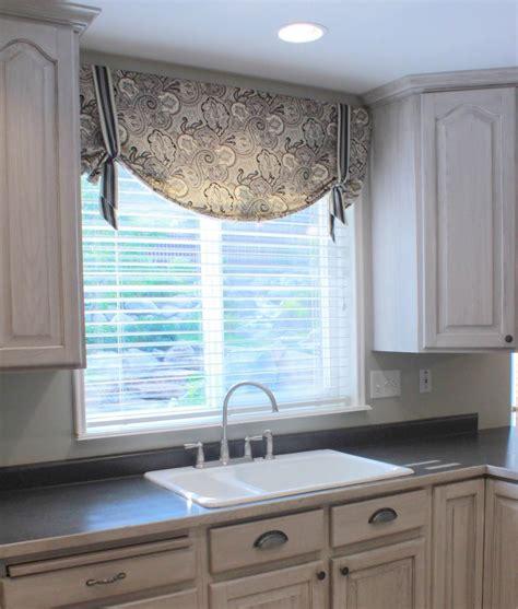 Kitchen Curtains Valances by Kitchen Valances For Windows Valances Kitchen Window