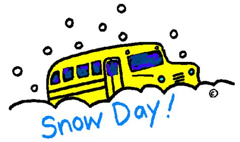 Image result for free snow day clip art