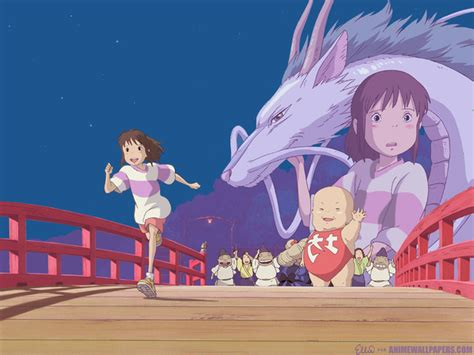 Spirited Away Wallpaper #3 (anime Wallpapers.com