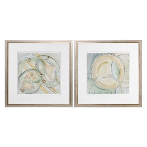 Uttermost Framed by Uttermost Abstracts Framed Prints S 2