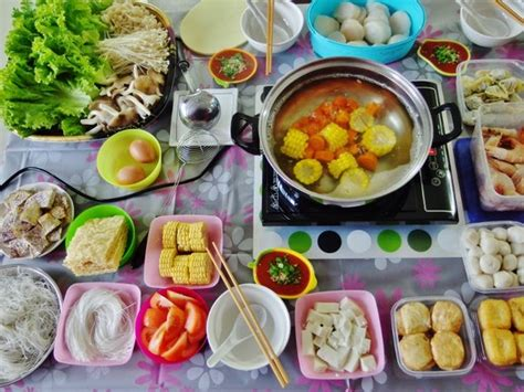 Steamboat Homemade by Ingredients For Steamboat Easy Soup Bases And The Best