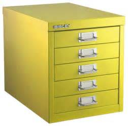Under Desk File Cabinet by Bisley Five Drawer Cabinet Filing Cabinets By The