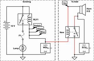 Wiring - Trigger Relay Only From One Specific Grounding Path