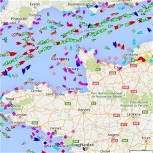 Traffic Temps Reel : carte en temps r el des navires ais trafic maritime et positions ski et naviguer ensemble ~ Medecine-chirurgie-esthetiques.com Avis de Voitures