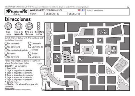 Stage Directions Worksheet Oaklandeffect
