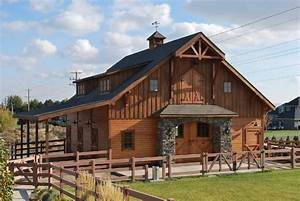 Denali 36 barn pros barn pinterest barn house and for Barn pro homes