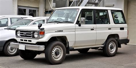 Toyota Land Cruisers by Toyota Land Cruiser J70