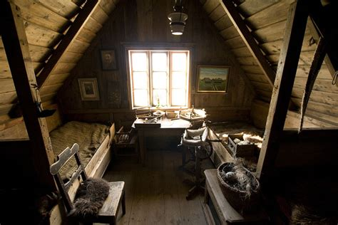 Awesome Attic Loft Bedroom by Attic