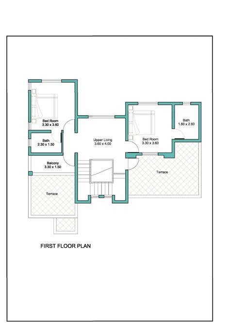 contemporary kerala house plan   sqft