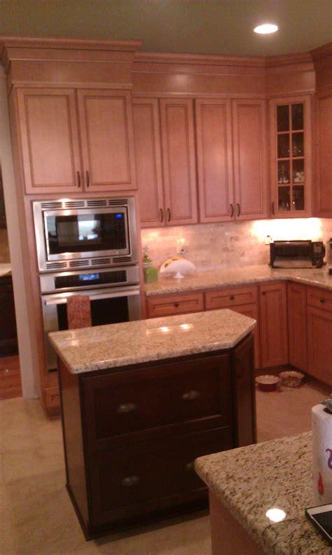 kitchen cabinet island homecrest cabinetry eastport