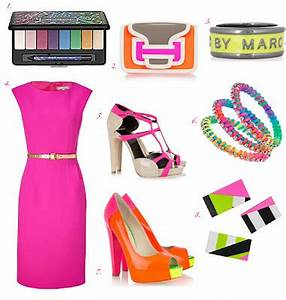 The Power Fashion Trend Neon Colors