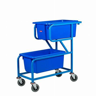 Picking Order Utility Picker Trolleys Bins Trolley