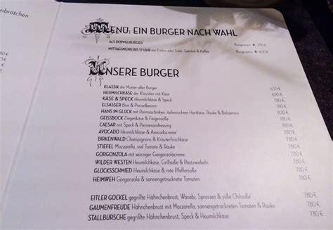 Hans Im Gluck Preisliste by Heilbronn Im Gl 252 Ck M 252 Nchner Hans Im Gl 252 Ck Burgergrill