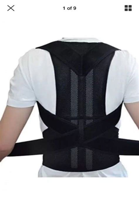 $ 22.99 | ZSZBACE Posture Corrector Back Support Shoulder ...