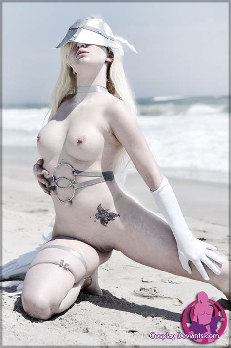 Angewomon Digimon Cosplay In Gallery Sexy And Nude Cosplay Girls Picture
