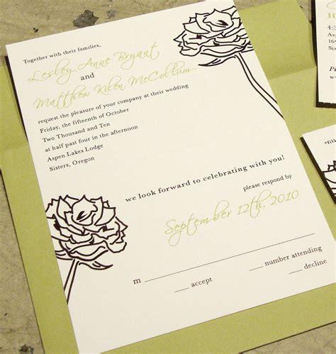 postcard invitation custom wedding invitation tear rsvp postcard papercake designs