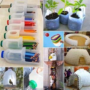 Plastic Bottle Recycle Idea