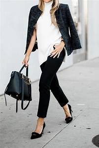 Chic Office Style - The Girl from Panama