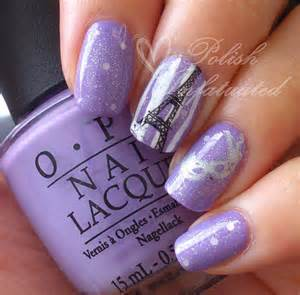 Pairs inspired nail art designs hairstyles beauty and