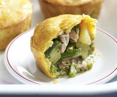 thai green chicken curry pies recipe food  love