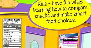Attention Parents  Fda U2019s Snack Shack In Whyville Has Two New Interactive Online Games That Help