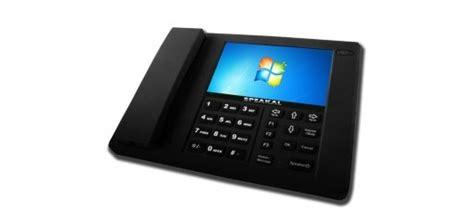 telephone de bureau speakal présente le téléphone de bureau sous windows 7