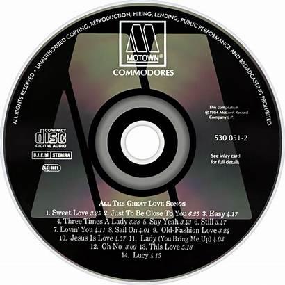 Commodores Songs Cd Fanart Album Tv Rewind
