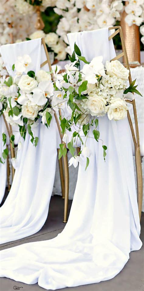 deco chaise mariage 12 décorations de chaises de mariage à tomber mariage com