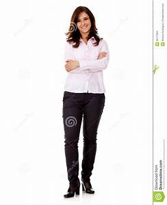 Woman Standing Stock Images - Image: 26177204
