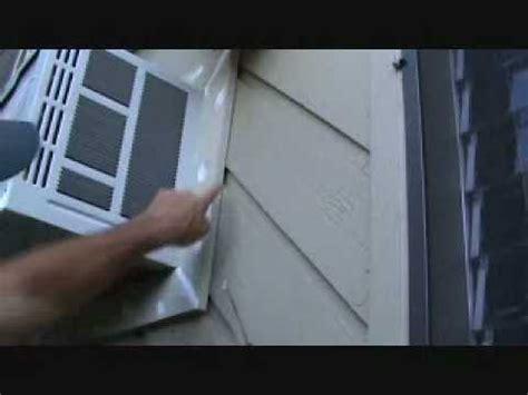 installing exterior wood trim youtube