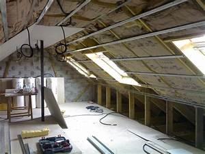 Amenagement Des Combles : renovation combles maison ancienne hu07 jornalagora ~ Melissatoandfro.com Idées de Décoration