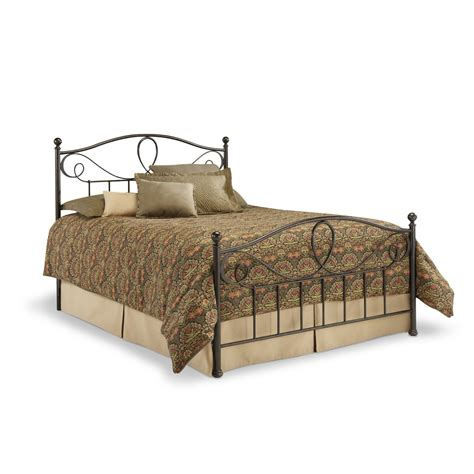 Queen Bed Frame For Headboard And Footboard by Queen Size Metal Bed Frame With Headboard And Footboard In