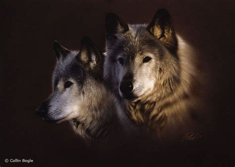 Wolf Paintings, Wolf Art Prints, Wolves Painting Artist