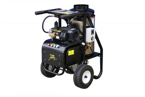 cam spray model shde sh series oil fired hot water pressure washer