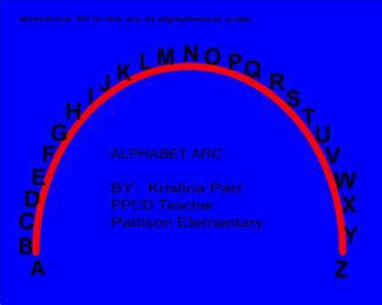 1000 images about alphabet arc on abc 112   d1e0bf9c23a94d3167b465b928092274