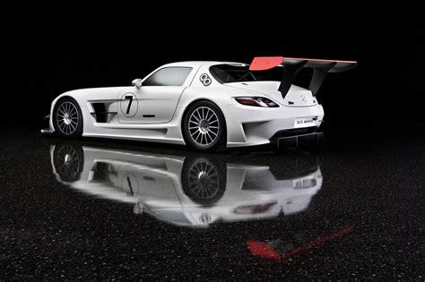 Mercedes Benz Sls Amg Gt3 Racing Versions Of The New