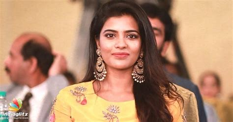 after cricket it s for aishwarya rajesh