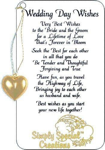 wedding day wishes sayingspoemsetc wedding day
