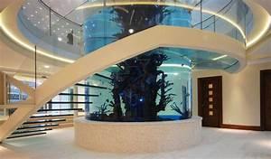 Extravagant Home Aquariums That Put Your Tiny Fishbowl To