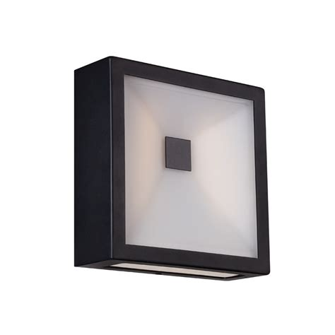 modern forms led outdoor wall mounted lights vue 9