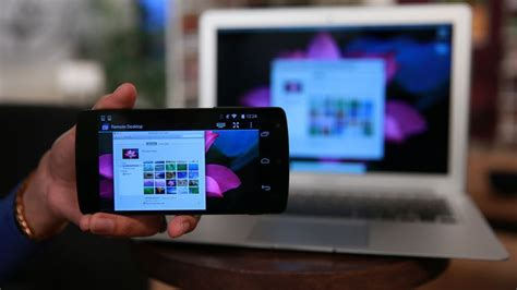 Access Your Desktop From An Android Phone Or Tablet
