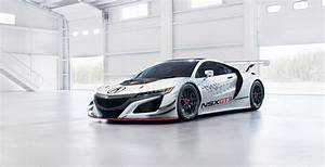 2017 Acura NSX GT3 Racecar Ditches Hybrid and AWD Systems ...