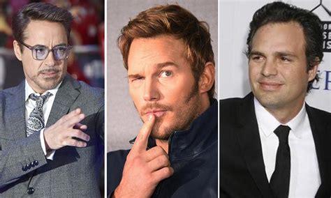 Avengers cast defends actor Chris Pratt after he is dubbed ...
