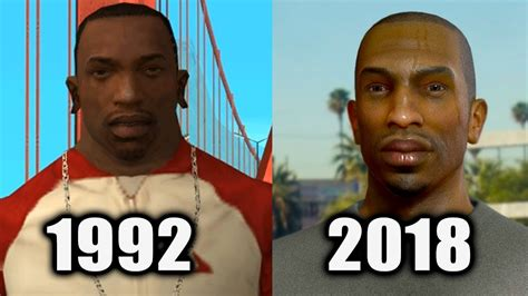 What Happened To Cj After Gta San Andreas & Where Is He